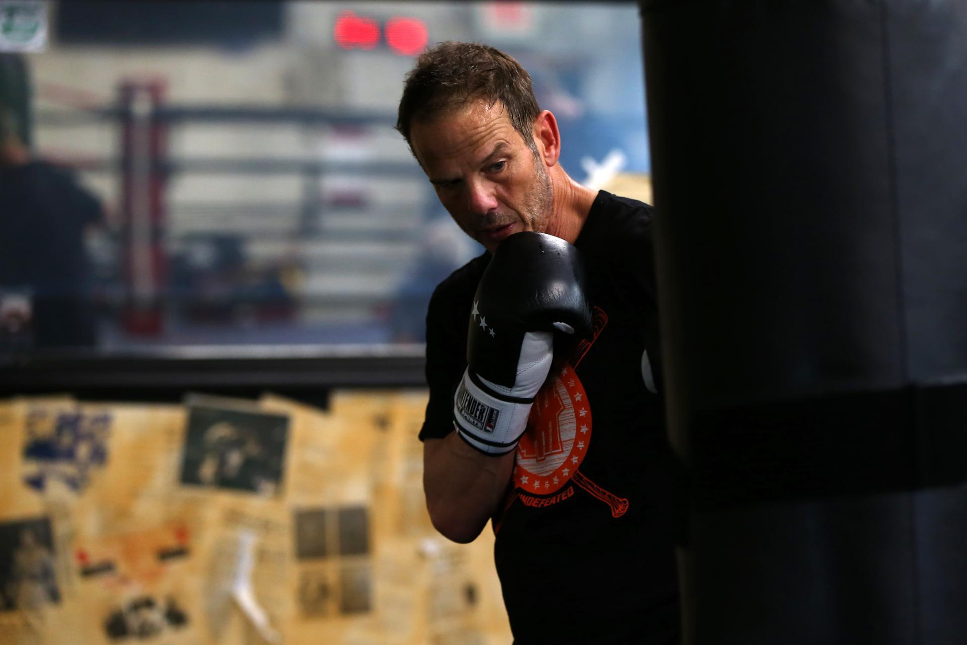 peter berg boxing